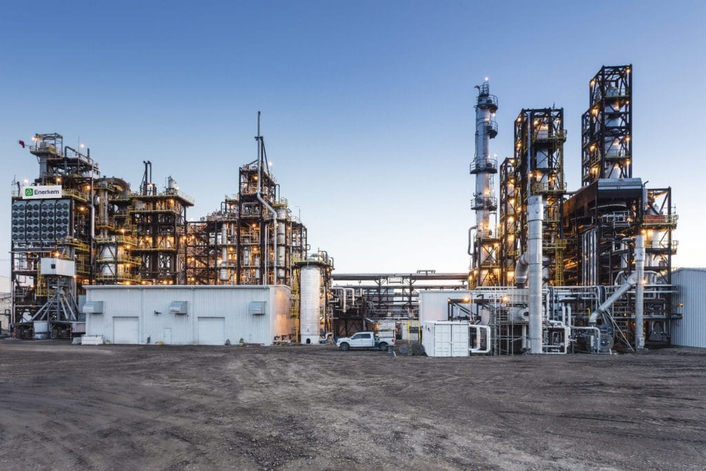 Trash is biofuel treasure; Enerkem uses Alberta as a launching pad for expansion