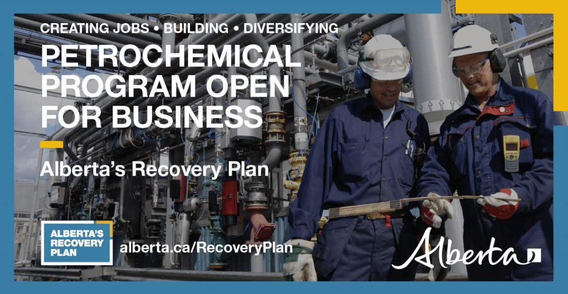 Petrochemical program is open for business